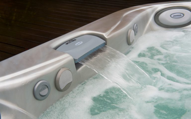 Jacuzzi Hot Tubs Waterfall Feature