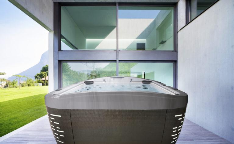 Jacuzzi Hot Tubs J-585 Hot Tub Installation