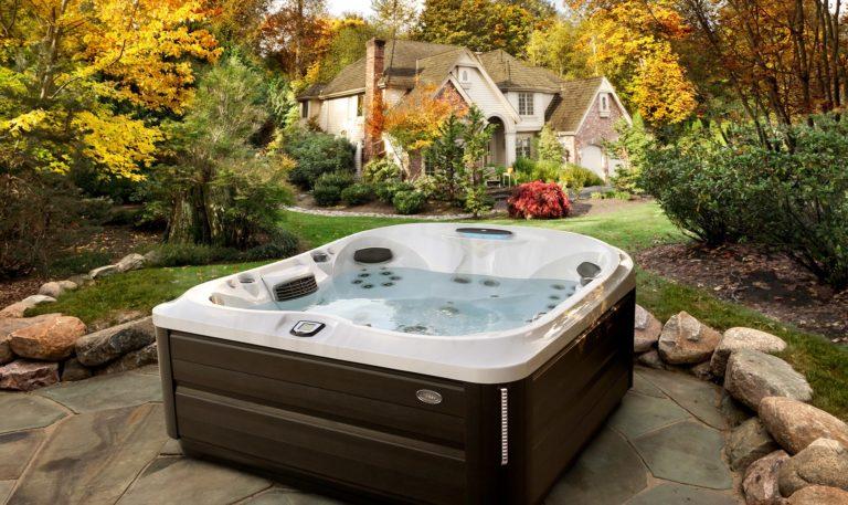 J-485 Jacuzzi Hot Tub Installation n Orange County