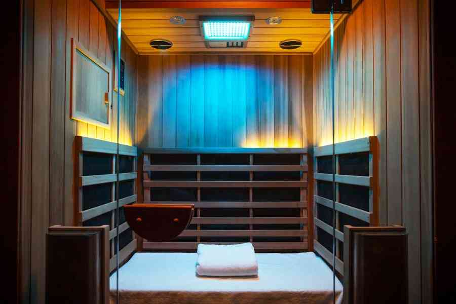 Jacuzzi two seated Infrared Sauna in Orange County