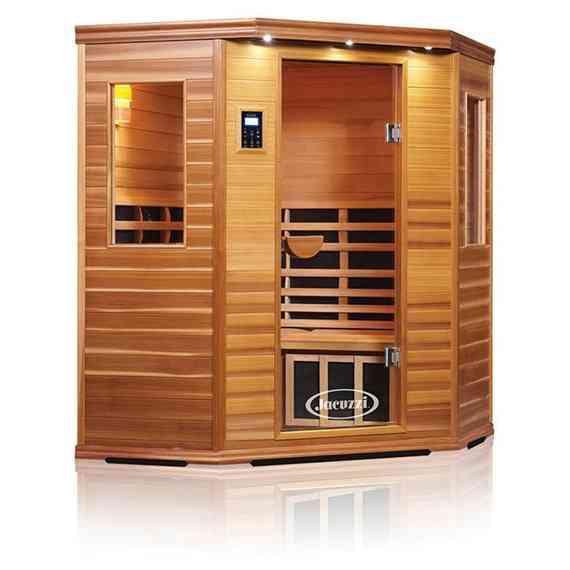 Premier IS-C Jacuzzi Infrared Sauna
