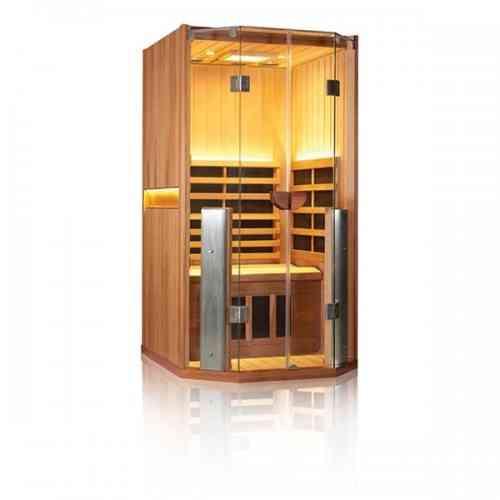 Sanctuary 1 Jacuzzi Infrared Sauna