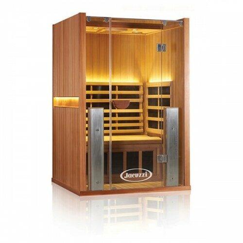 Sanctuary 2 Jacuzzi Infrared Sauna