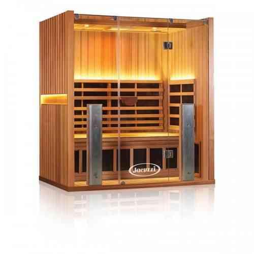 Sanctuary 3 Jacuzzi Infrared Sauna