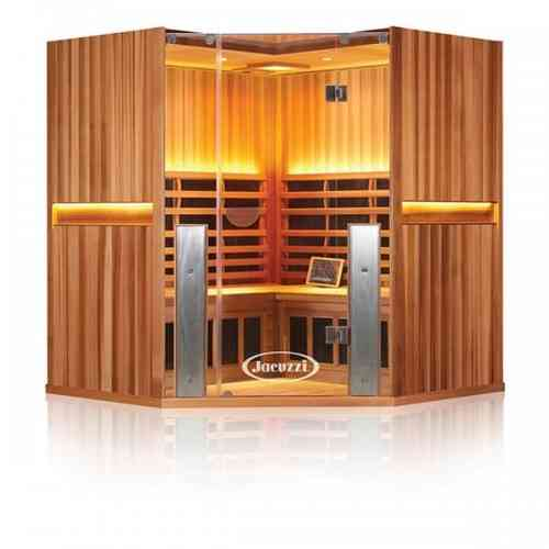 Sanctuary C Jacuzzi Infrared Sauna