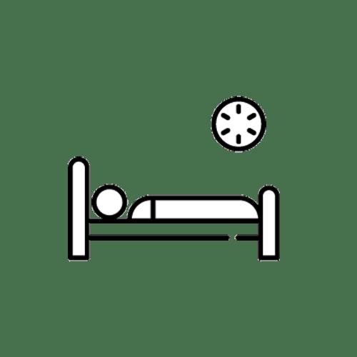 Sleeping icon